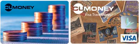 CUMONEY TravelMoney Cards